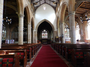 Nave from Rear