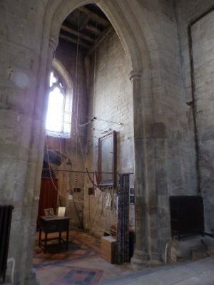 Ringing Chamber: Photo S. Nottingham