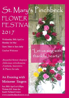 Flower Festival 2017
