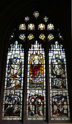 Resurrection Window: Photo C Kebbell