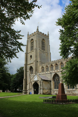 St Marys South Aspect