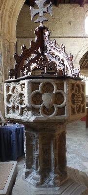 15th Century Font