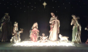 Illuminated Crib