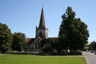 Christ Church Brockham