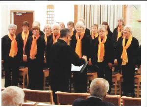 cantata choir