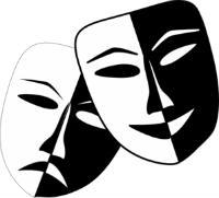 drama masks