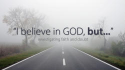I belive in god but