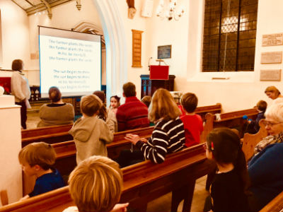 Messy Church November - 2