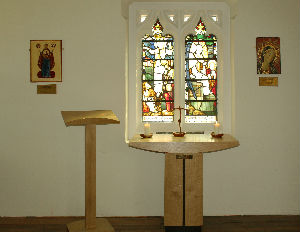 Lady Chapel dedication