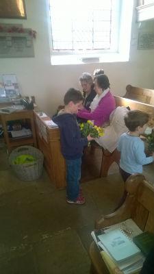 Mothering Sunday 2