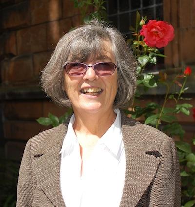 Jane Boylan Churchwarden