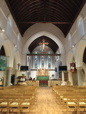 St Johns Interior
