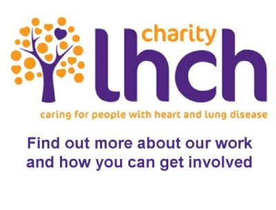 LHCH Charity logo