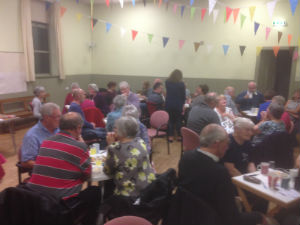 Quiz night at the Church Hall