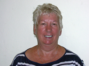 Jenny OBrien - Church Warden - St Lukes Tunbridge Wells