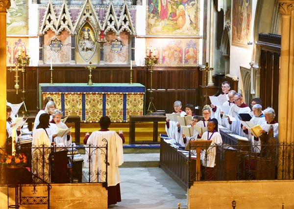 St Peters Choir Choral Evensong