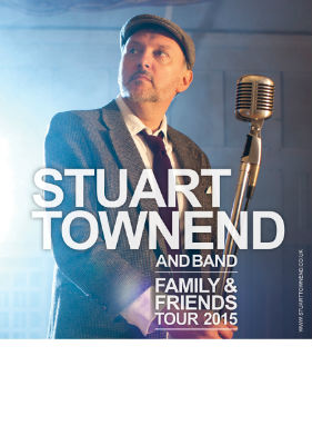 Townend poster