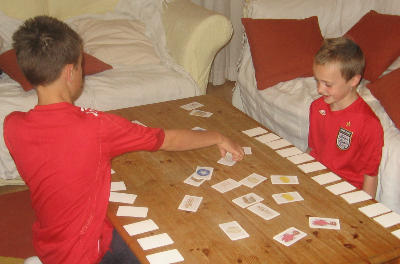 Bible games at home