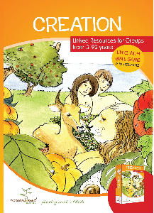 Creation activity book