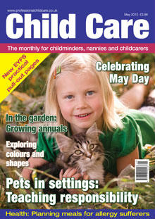 child care magazine