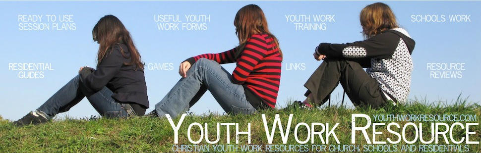 youth work resource link with mustard seed games