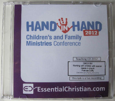 cd Working with children and teenagers with special needs inthe church