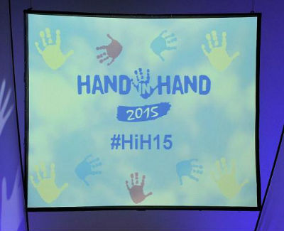 Hand in Hand 2015