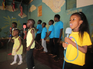 Childrens Sunday GCK Jan 2016