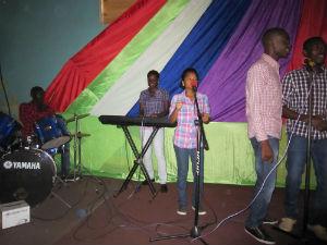 GCK Youth Sunday 2015