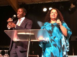 Preaching in Karisma 7 August 2016