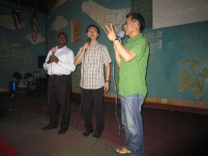 South Korean Bible School in GCK 2016