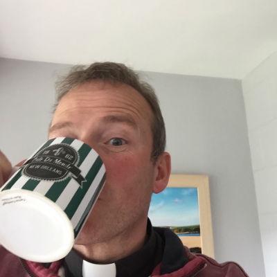Fr Steve coffee