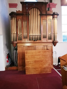 The Church Pipe Organ