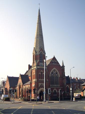 Wesley Methodist Church building