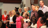 Choir July 2015