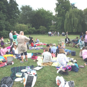 st peters day picnic b