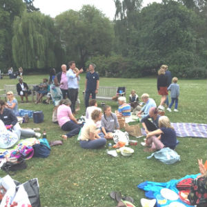 st peters day picnic c