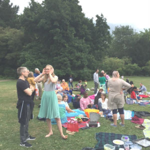 st peters day picnic a