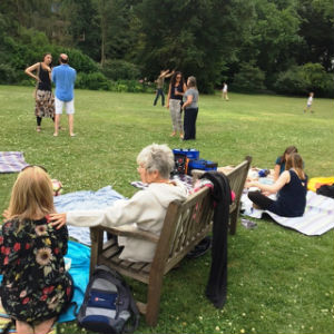 st peters day picnic d