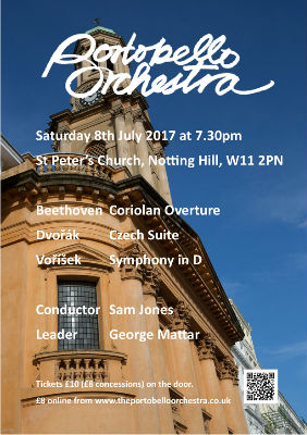 Portobello Orchestra july 2017