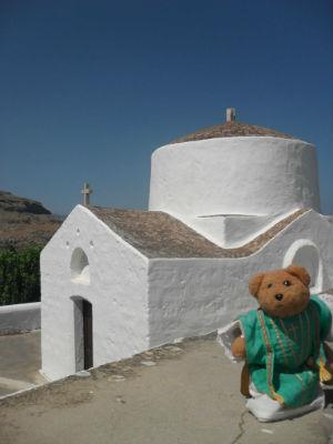 St. George's Chapel Rhodes