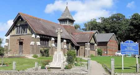 Church and Parish Centre, Stone Cross