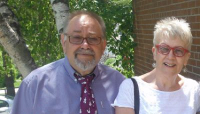 Pastor Keith and Susan Cullwick