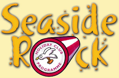 Seaside Rock Logo