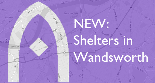 Shelters expand into Wandsworth