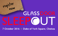 Sleep Out: Join Us