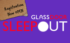 Sleep Out Registration Now Open