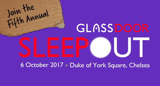 Sleepout 2017 Graphic