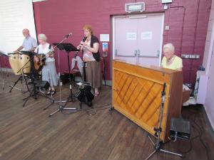Worship Band 1