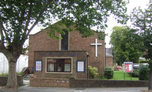 Burgess Hill Methodist Church